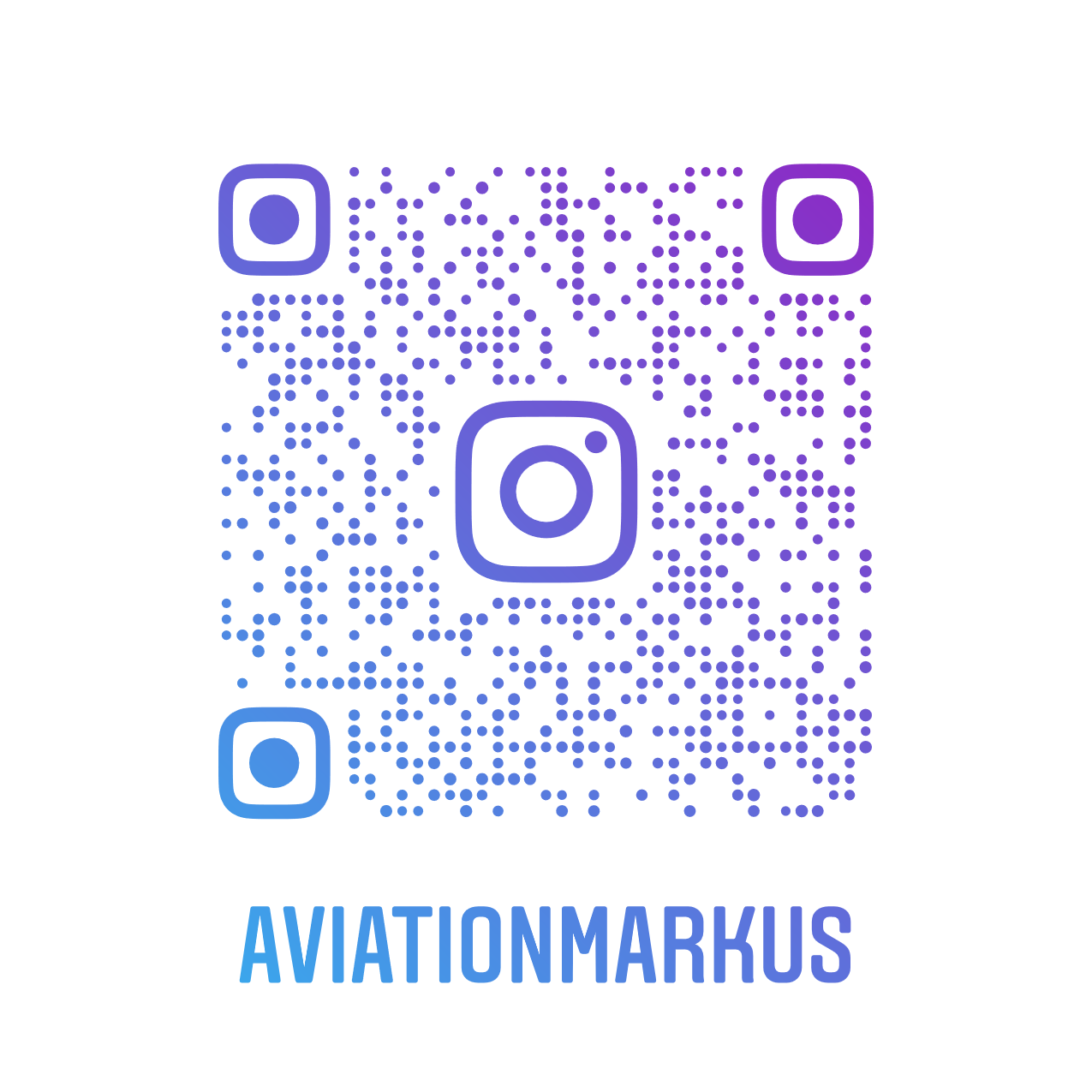 Instagram Aviation Markus